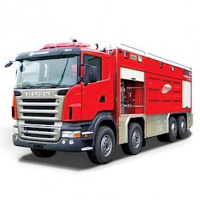Пожарная машина EVERDIGM EPT Серии