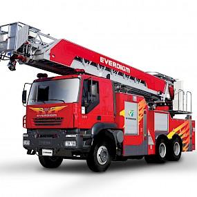 Пожарная автолестница EWERDIGM ERL серии