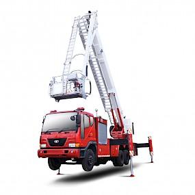 Пожарная автовышка EVERDIGM EAP серии