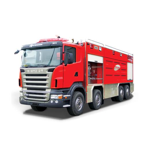 Пожарные автоцистерны