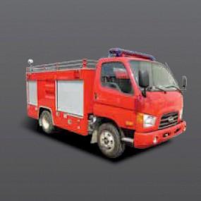 Пожарная автоцистерна Everdigm EPT 7,8 тонн.