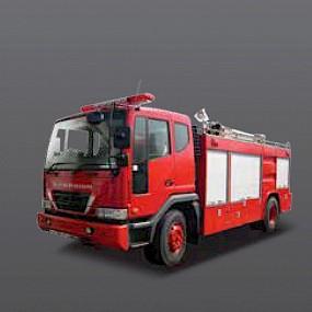 Пожарная автоцистерна Everdigm EPT 12,5 тонн.