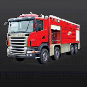 Пожарная автоцистерна Everdigm EPT 28,0 тонн.