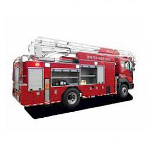 Пожарная автолестница EVERDIGM ERL22C, 22м