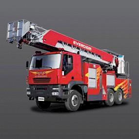 Пожарная автолестница EVERDIGM ERL33, 33м