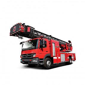 Пожарная автолестница EVERDIGM ERL33CT, 33м