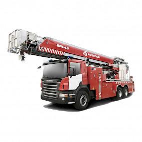 Пожарная автолестница EVERDIGM ERL46, 46м