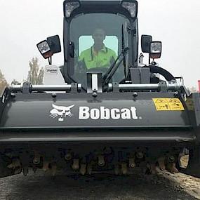Bobcat расширяет линейку холодных фрез