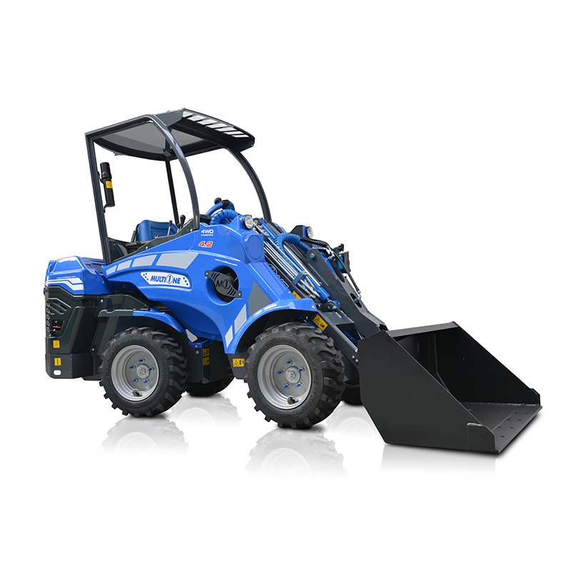 4 Серия (грузоподъёмность 700-800 кг)